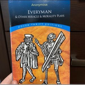 Everyman & other poems